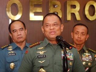 Gatot Sebut Mutasi 85 Perwira Tinggi TNI Sudah Tepat