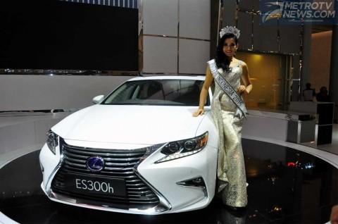 Orang Kaya Indonesia Bertumbuh, Lexus Makin Diminati
