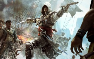Ubisoft Ultah ke-10, Assassin's Creed IV Black Flag Gratis Selamanya