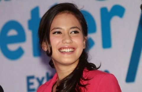 Alasan Pevita Pearce Senang Berlibur ke Bali dan Inggris