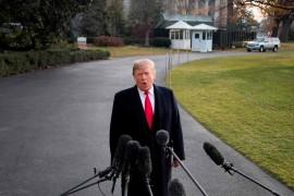 White House Denies Trump Bank Records Subpoenaed
