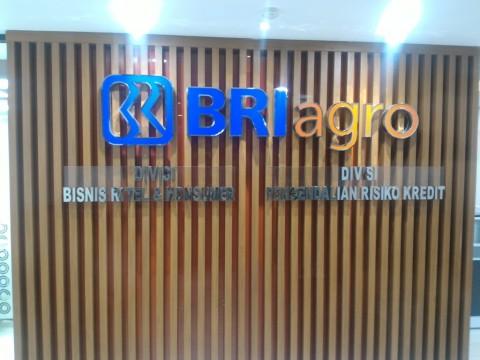 BRI Agro Targetkan Naik BUKU III Tahun Depan