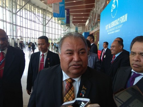 Presiden Nauru: Damai Dasar dari Demokrasi dan Harmoni