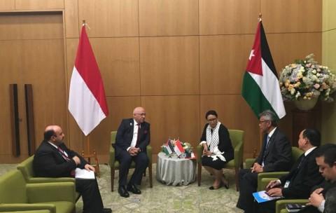 Pertemuan Indonesia-Yordania Diwarnai Pembahasan Yerusalem dan OKI