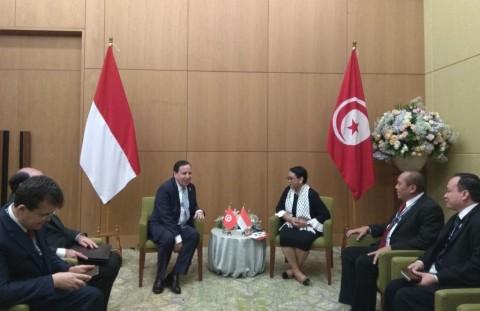 Tunisia-Indonesia Sukseskan Kerja Sama BDF Chapter Tunis