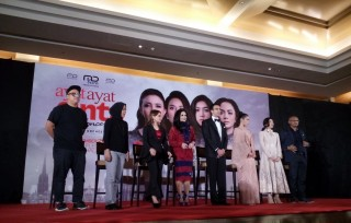 Konser Empat Diva Indonesia Iringi Penayangan Perdana Ayat-Ayat Cinta 2