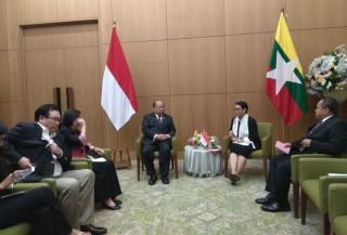 Myanmar Apresiasi Bantuan Kesehatan Indonesia di Rakhine