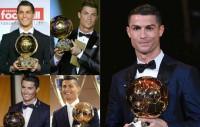 Eks Madrid: Ronaldo akan Melewati Torehan Ballon d'Or Milik Messi