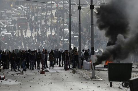 Trump Jerusalem Move Triggers Palestinian Unrest