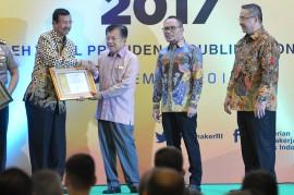 30 Perusahaan Dapat Anugerah Paramakarya 2017