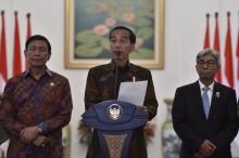 Jokowi Diangkat Jadi Anggota Kehormatan FKPPI