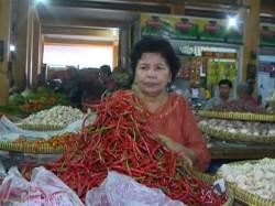 Harga Sayur di DIY Melonjak
