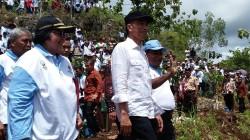 Pola Tanam Pohon Dinilai Monoton Presiden Tuntut Perubahan