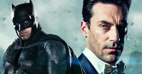 Beredar Rumor Jon Hamm Incar Peran Batman Gantikan Ben Affleck