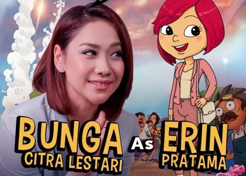 BCL Tak Sabar Menanti Respons Terhadap Film Si Juki