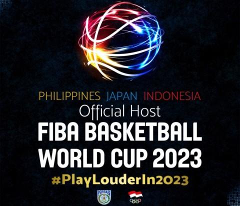 Indonesia Tuan Rumah Piala Dunia Basket FIBA 2023