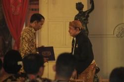 Presiden Minta Generasi Muda Lestarikan Batik