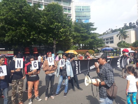 Pembangunan Era Jokowi-JK Dikritisi