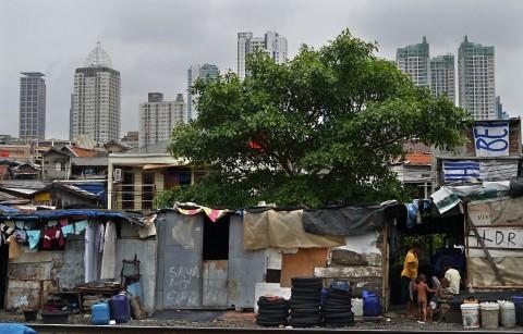 BPS: Penduduk Miskin di Indonesia Sebanyak 27,77 Jiwa