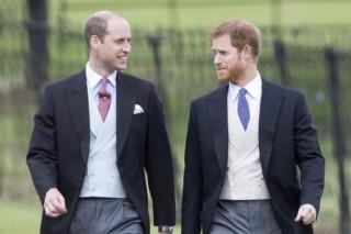 Pangeran Harry Minta William Jadi <i>Best Man</i> di Pernikahannya