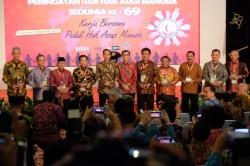 232 Kabupaten/Kota di Indonesia Sudah Peduli HAM