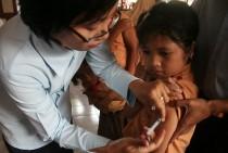 Pekalongan Bebas Difteri karena Program Imunisasi