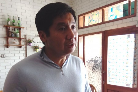 Maruarar Enggan Komentar soal Peluangnya ke Pilgub Sumut 2018