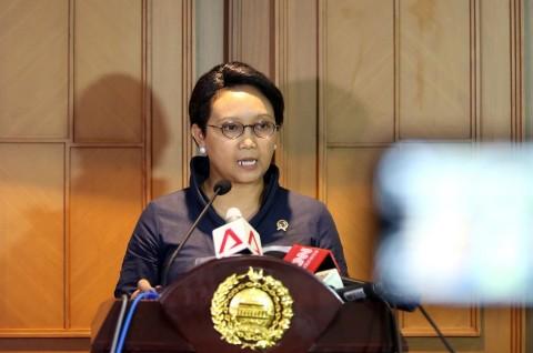 Indonesian Foreign Minister Leaves for Jordan