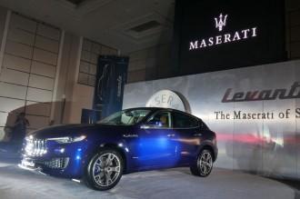 Maserati Optimis, Levante Bisa Diterima di Pasar Nasional
