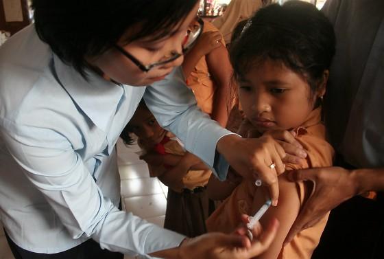 3,6 Juta Anak di Jabar jadi Target Vaksinasi Massal Difteri