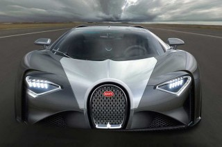 Salah Las, Bugatti Chiron <i>Recall</i>