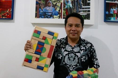 Dhanang Sasongko menjabat sebagai Ketua Umum Asosiasi Penggiat