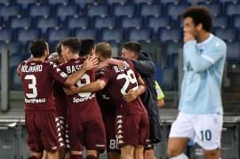 Lazio Takluk di Kandang Sendiri
