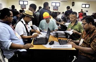 PPK bakal Kewalahan di Pemilu 2019