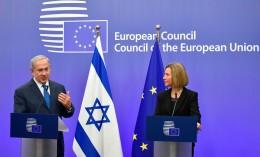 Tamparan Keras Uni Eropa untuk PM Israel