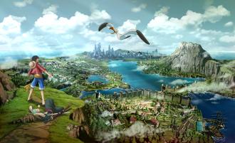 One Piece World Seeker Bertarung di PS4 dan PC Tahun Depan