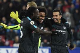 Chelsea Tekuk Huddersfield 3-1