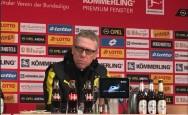 Stoger Berjanji Manfaatkan Kualitas Pemain Dortmund
