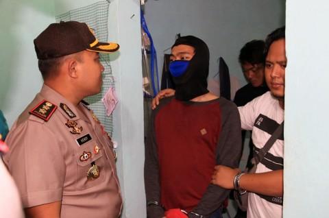 Pemutilasi Wanita di Karawang Suaminya Sendiri