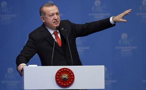 Erdogan Urges Jerusalem Recognition as Palestine's Capital