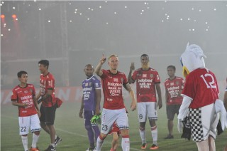 Bali United Ingin Lawan Tim Asia Jadi Kebiasaan
