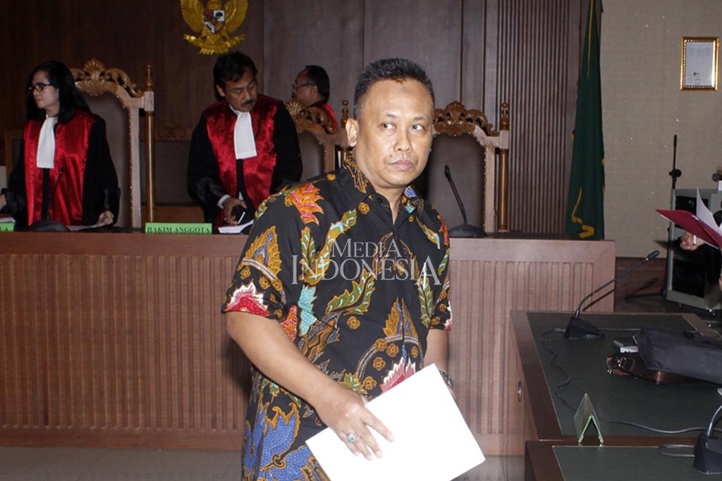 Kasus Suap Panitera PN Jaksel, Pengacara Dituntut 3 Tahun Bui