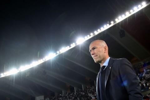 Real Madrid Tak Butuh Striker Baru