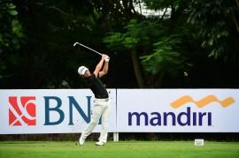 Pertama Kali 'Tandang', Pegolf Tiongkok Ukir Hasil Manis di Indonesian Masters