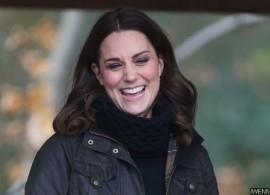 Kate Middleton Menantikan Kelahiran Bayi Kembar