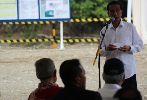 Presiden Imbau Pemprov DKI Cegah Banjir