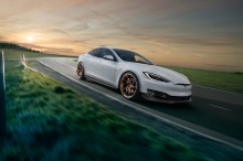 Novitec 'Pede' Dandani Tesla S