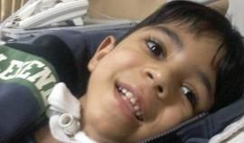 Terkena Serangan Israel Bocah Palestina Meninggal Akibat Luka Parah