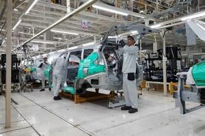 Krakatau Steel Mulai Investasi Baja untuk Otomotif