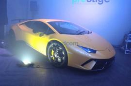 Eksotika Lamborghini Huracan Performante, Basis Harga Rp17 Miliar